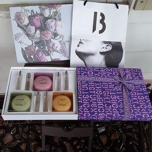 Brand New Byredo Fragrance and Soap Gift Set